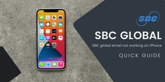 sbcglobal email not working